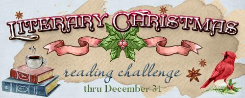 A Literary Christmas: Reading Challenge // inthebookcase.blogspot.com